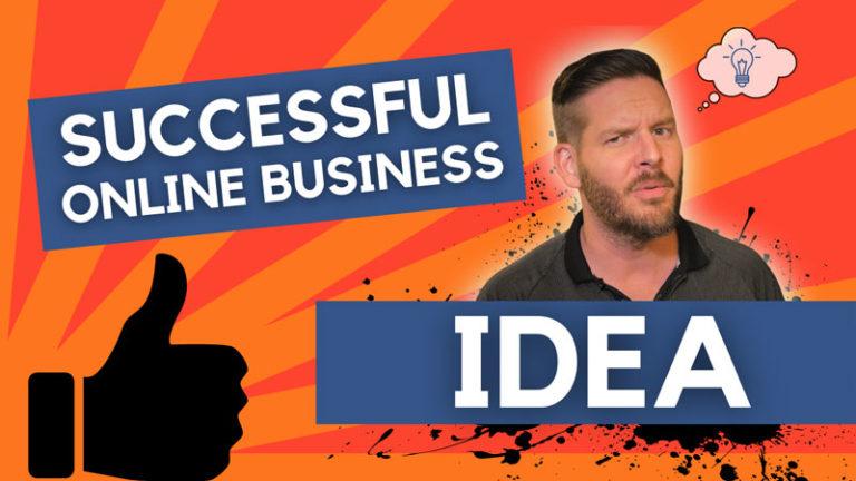 The Successful Online Business Idea
